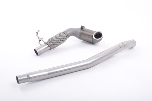 DOWNPIPE SI CATALIZATOR SPORT AUDI A3, VW GOLF MK7