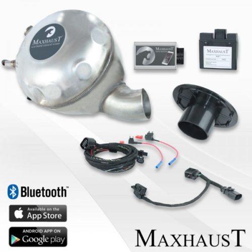 Maxhaust Active Sound Booster ESM Audi
