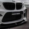 Lip bara fata BMW M2 F87 din fibra carbon – PSM Dynamic