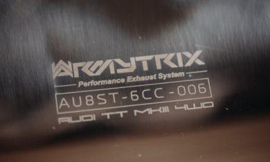 Evacuare Cat-Back  Armytrix – Audi TT 8S 2.0 TFSI