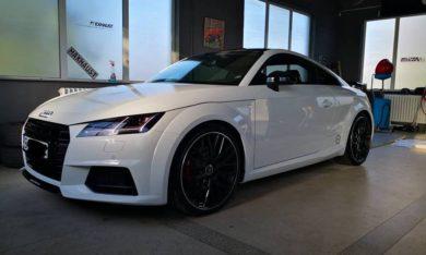 Audi TT 2.0 TFSI – Evacuare Armytrix