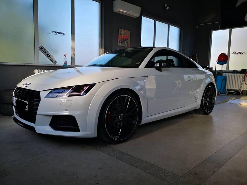 Audi TT 2.0 TFSI Armytrix